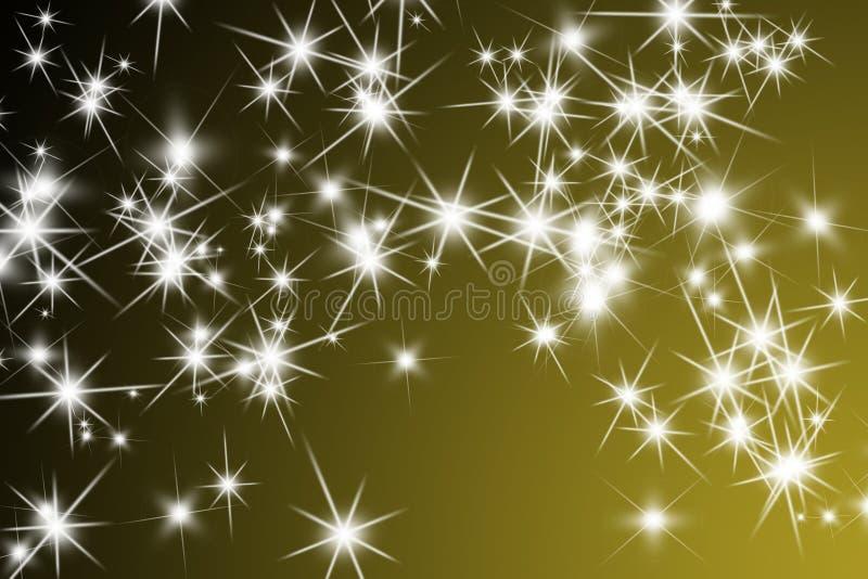 Fantasy star background stock photos
