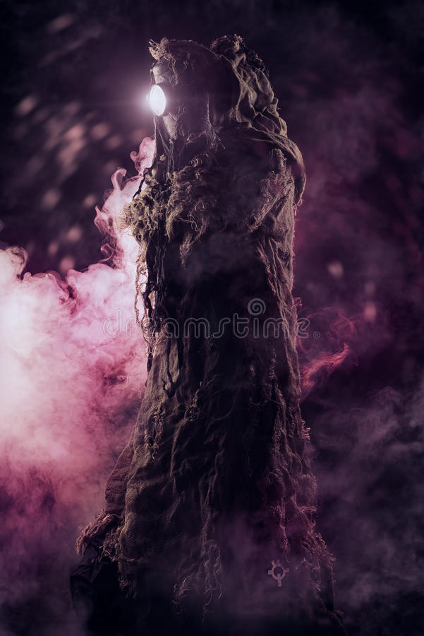Fantasy steampunk royalty free stock images
