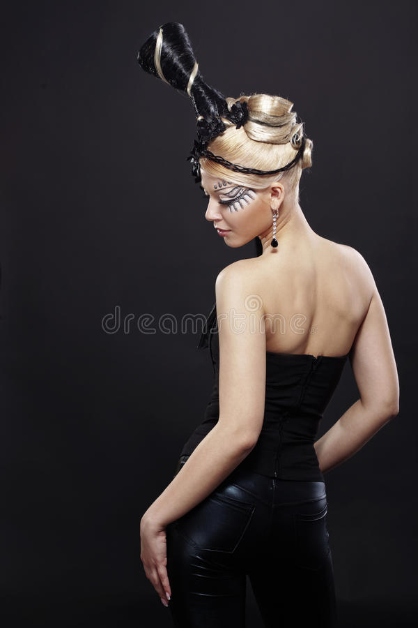 Download Fantasy style stock photo. Image of beauty, attractive - 13616856