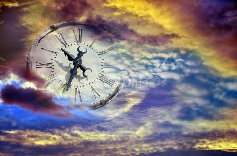 Fantasy time stock images