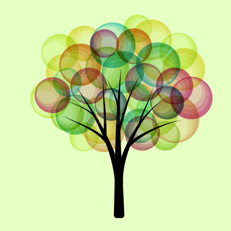 Fantasy Tree Stock Images