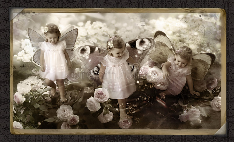 Download Fantasy world stock image. Image of child, beauty, card - 6964391