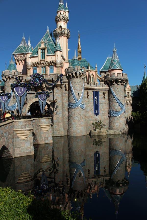 Fantasyland Disneyland lizenzfreie stockfotografie