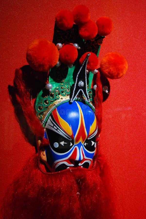 Fantoche da ópera de Peking imagem de stock