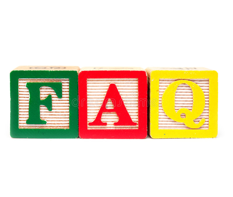 Download FAQ stock photo. Image of letters, help, computer, asked - 7680964