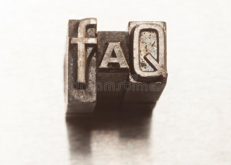 Download FAQ stock image. Image of headline, background, idea - 30368161