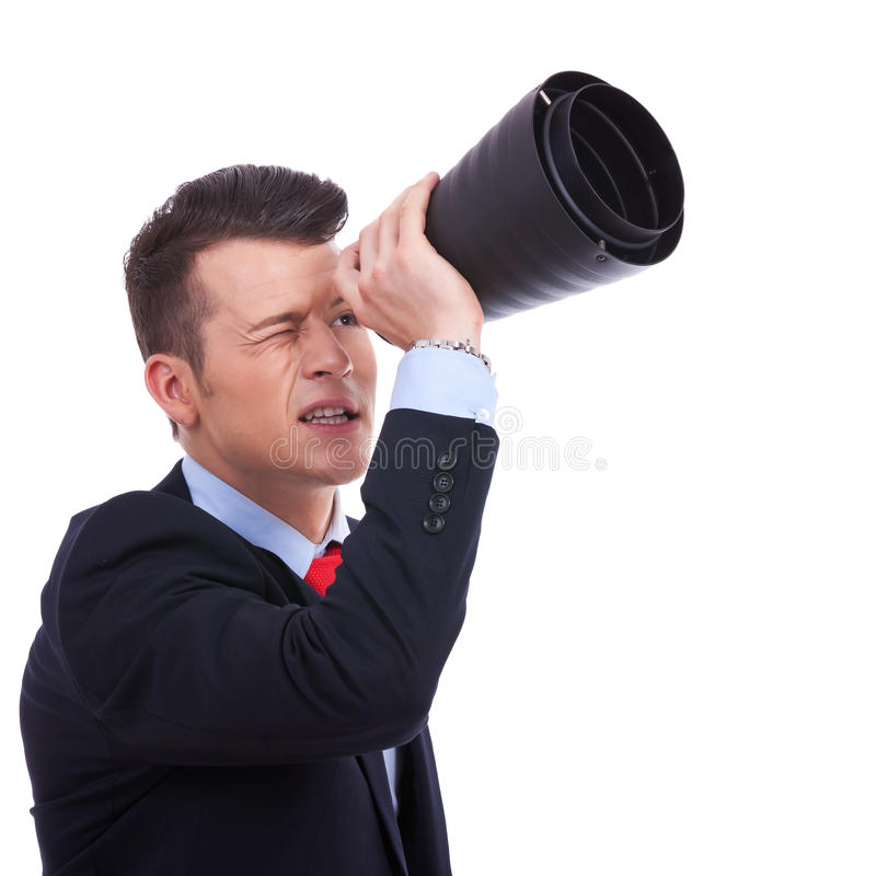 Far Distant Success Stock Photos