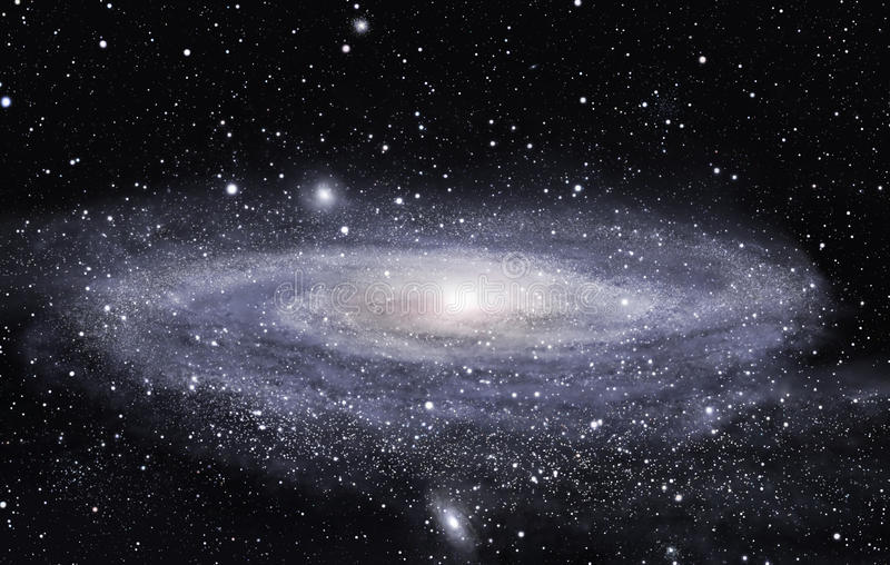 Download Far galaxy stock photo. Image of gigantic, astronomy - 25495330
