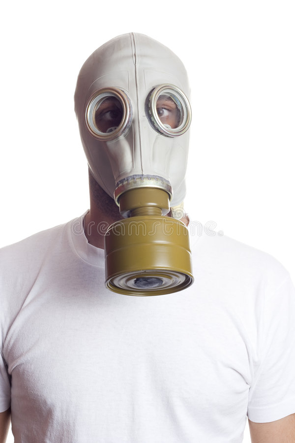 faragasmask fotografering för bildbyråer