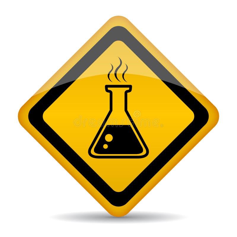 Farakemikalieer stock illustrationer