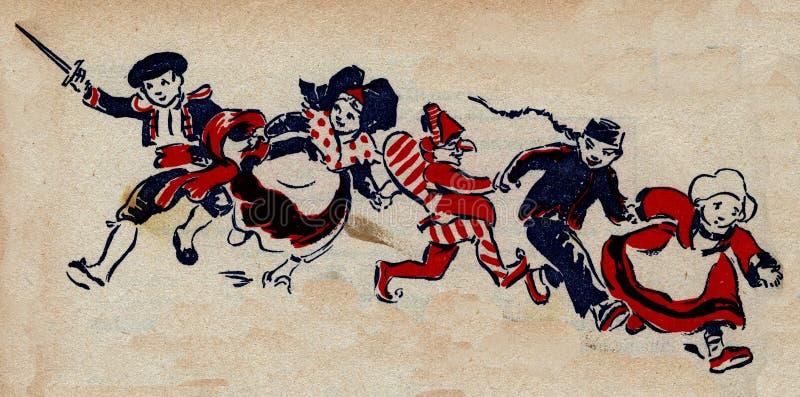Farandole Free Public Domain Cc0 Image