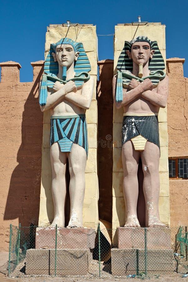 Farao stock foto