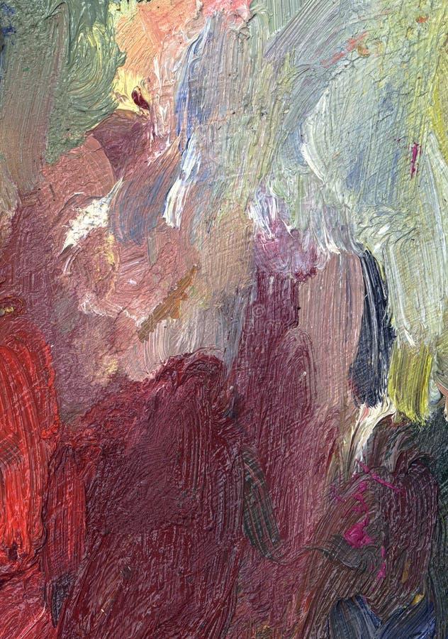 farba olejna tło zdjęcia stock
