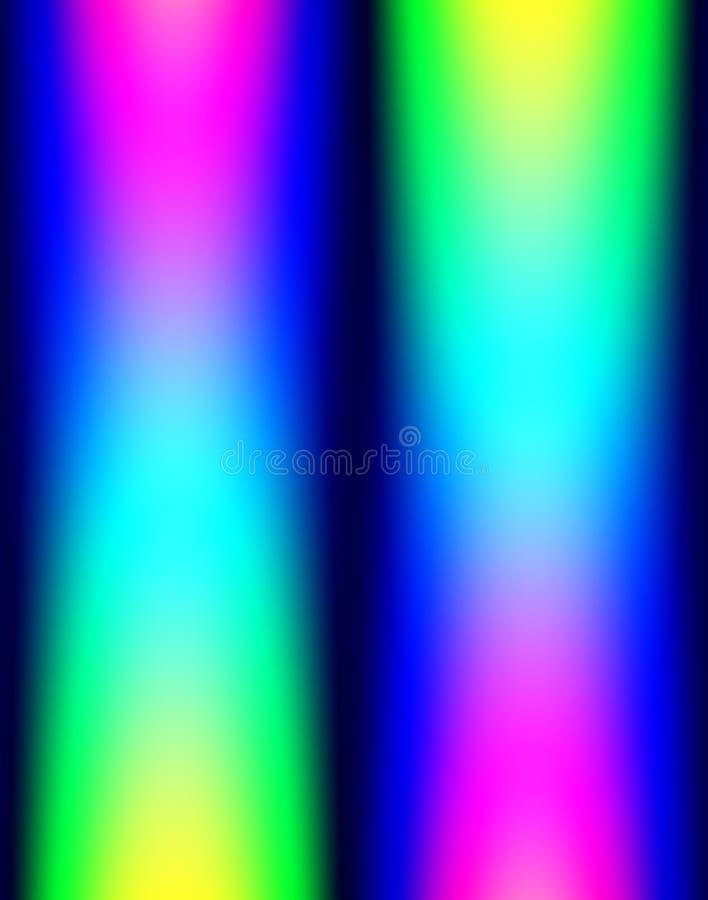 Farbe 2 Stockbild