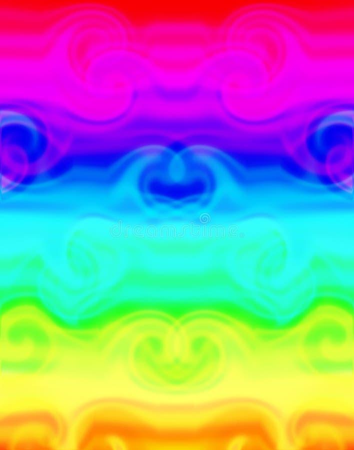 Farbe 21 lizenzfreie abbildung