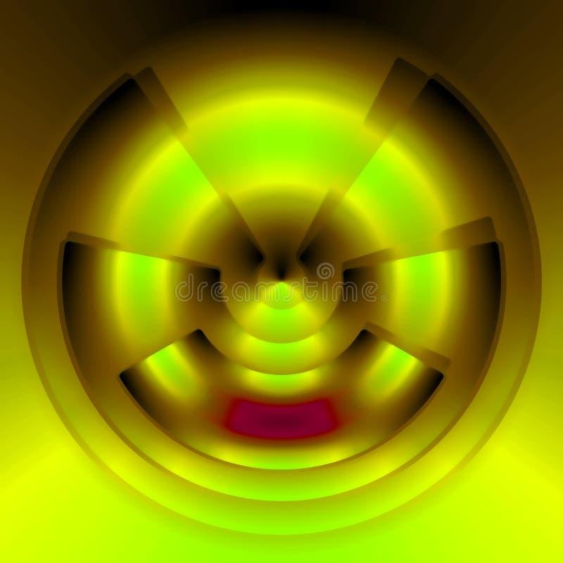 Farbe 229 vektor abbildung