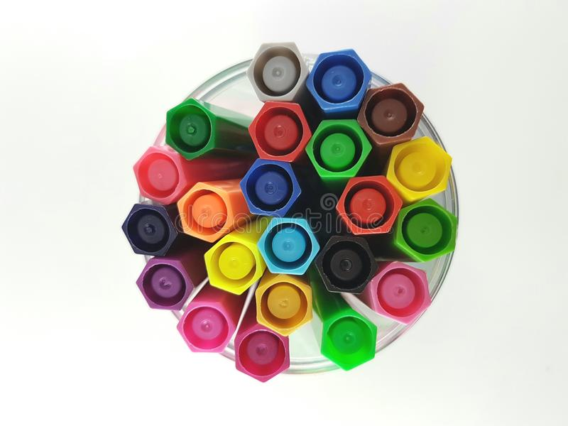 farbe stockfotografie