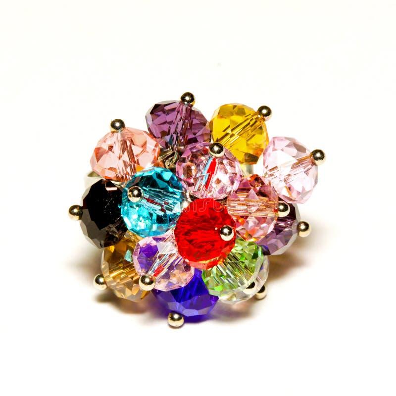 Farbe Bijoux stockfotografie