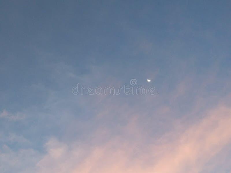 Farbe 2 des Himmels stockbilder