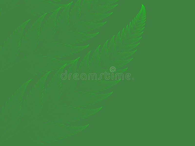 Farbefractalhintergrund lizenzfreie abbildung