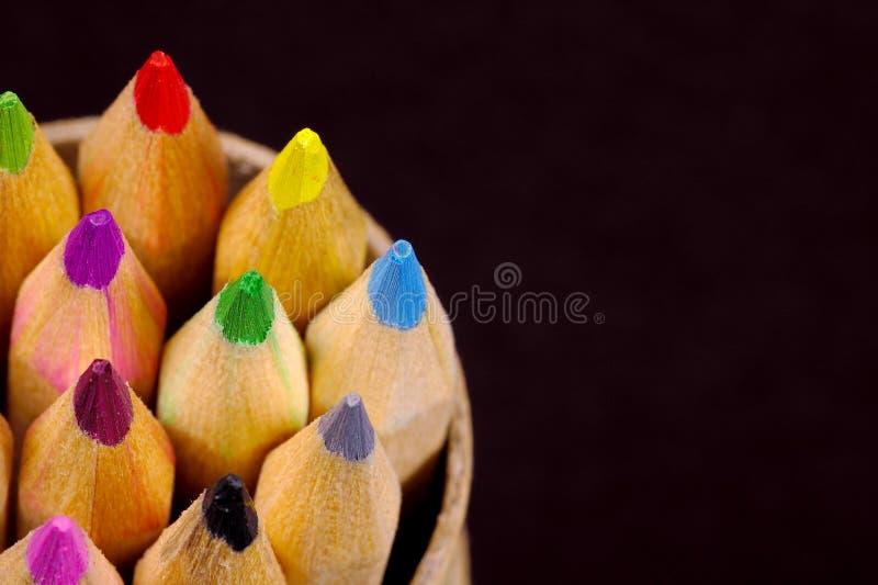 Farben-Bleistifte