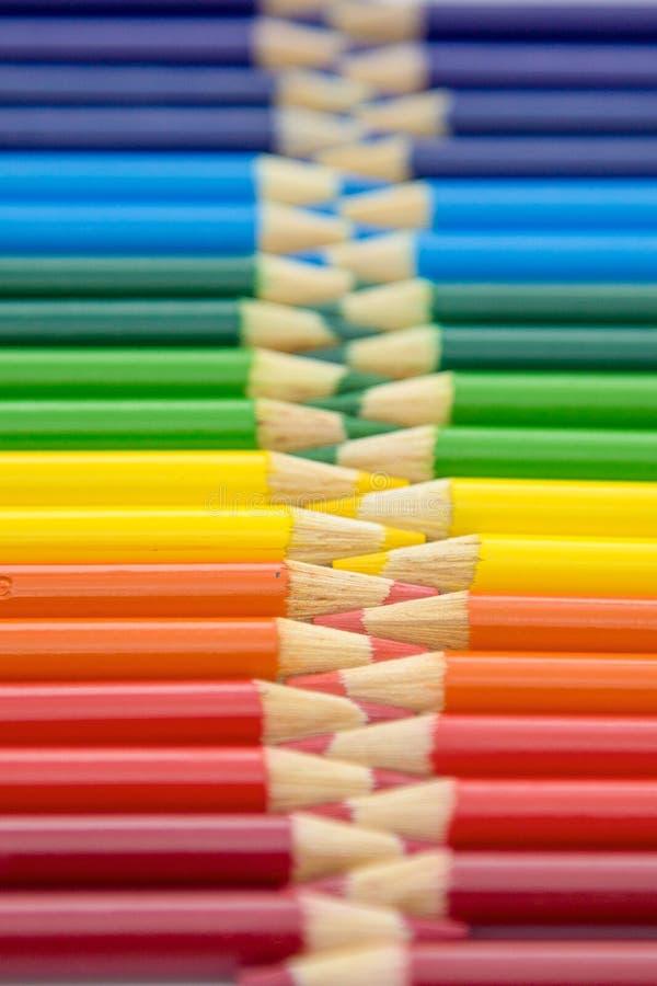 farben stockfoto