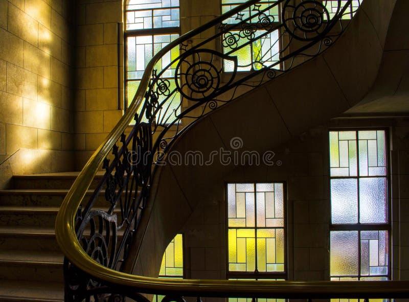 Farben des Fensters lizenzfreie stockfotografie
