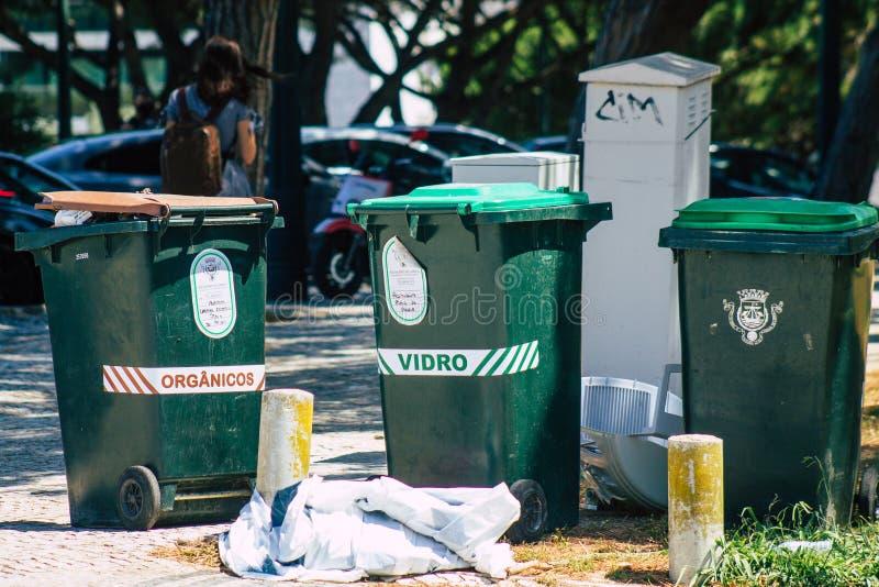 Farben Portugals stockfoto