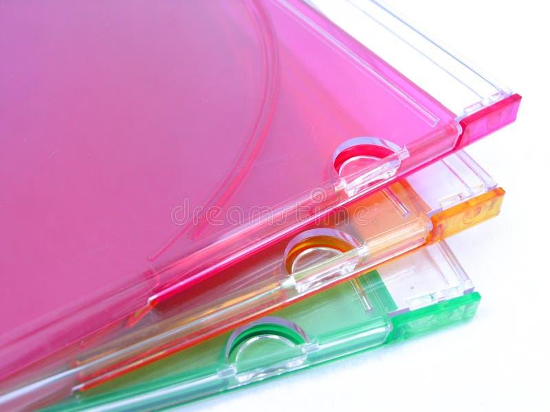 Farben und Abdeckung-Ansammlung 1 stockbilder