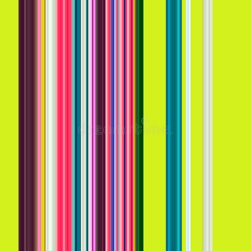 Farben und Kontraste, abstrakte Textilbeschaffenheit stock abbildung