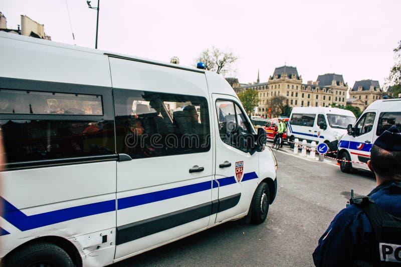 Farben von Frankreich stockfotos