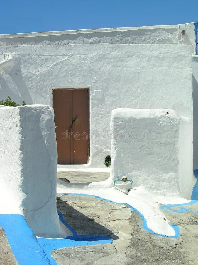 Farben von Griechenland stockfotos