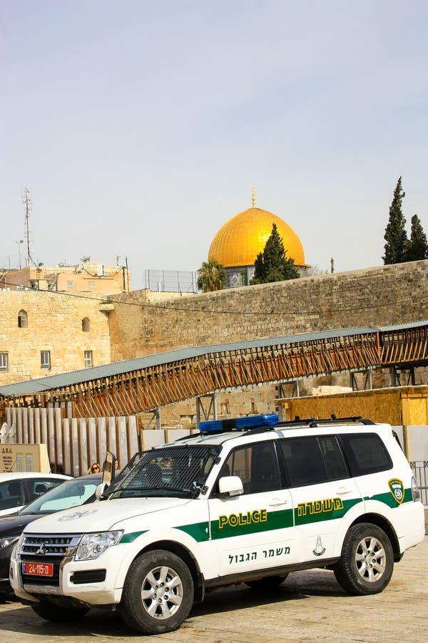 Farben von Jerusalem in Israel lizenzfreie stockfotografie