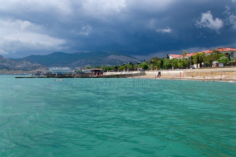 Farben von Krim lizenzfreie stockfotos