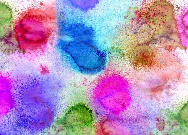 Farbenfrohe abstrakte Textur Hintergrund lizenzfreie stockfotos