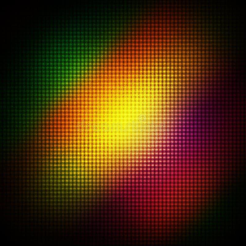Farbenhintergrund lizenzfreie abbildung