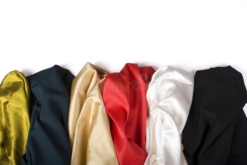 Farbenmaterial Lizenzfreie Stockfotos