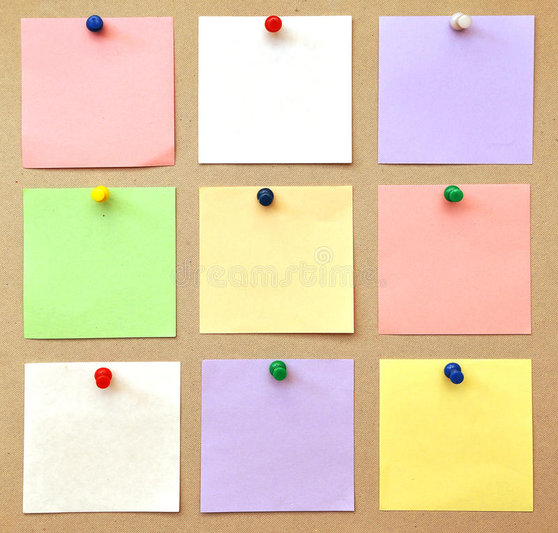 Farbenpapier stockbilder