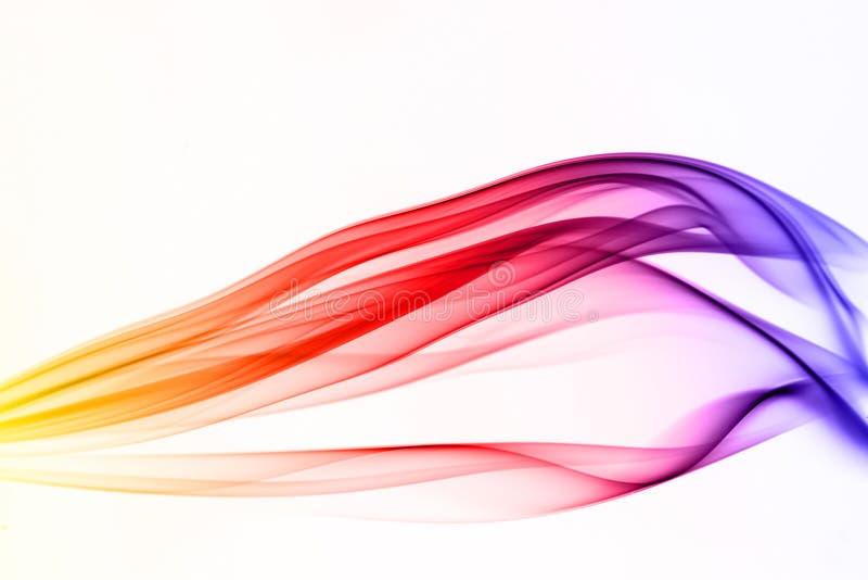 Farbenrauch stockbild