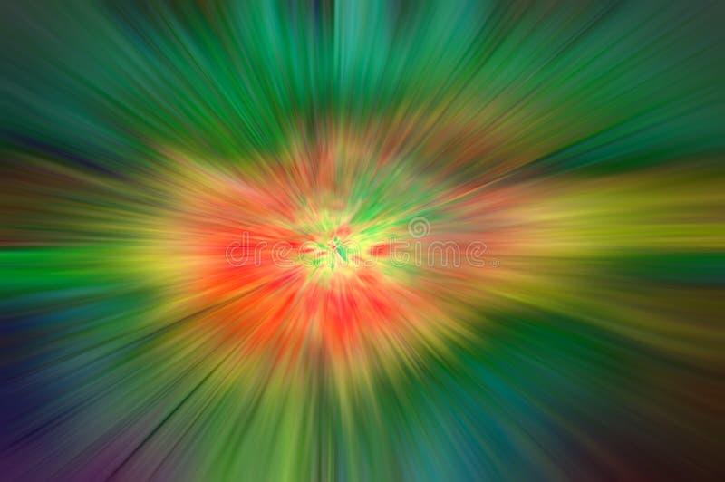 Farbenspritzen vektor abbildung