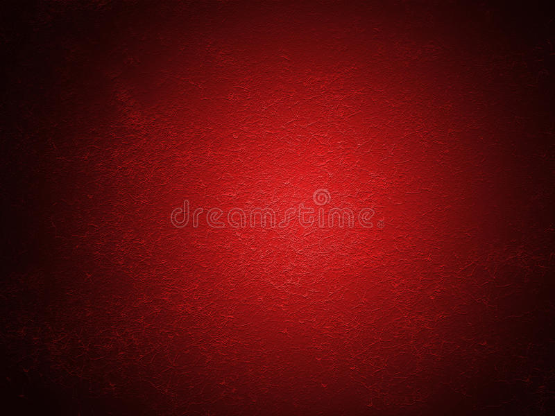 Farbenwandhintergrund oder -beschaffenheit des Kornes roter lizenzfreie stockbilder