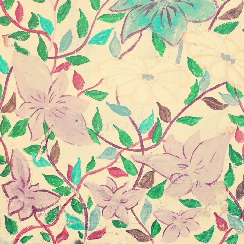 Farbige Blumen vektor abbildung