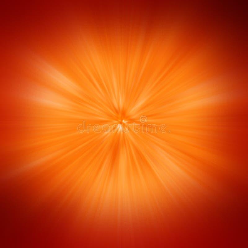 Farbige Explosion vektor abbildung