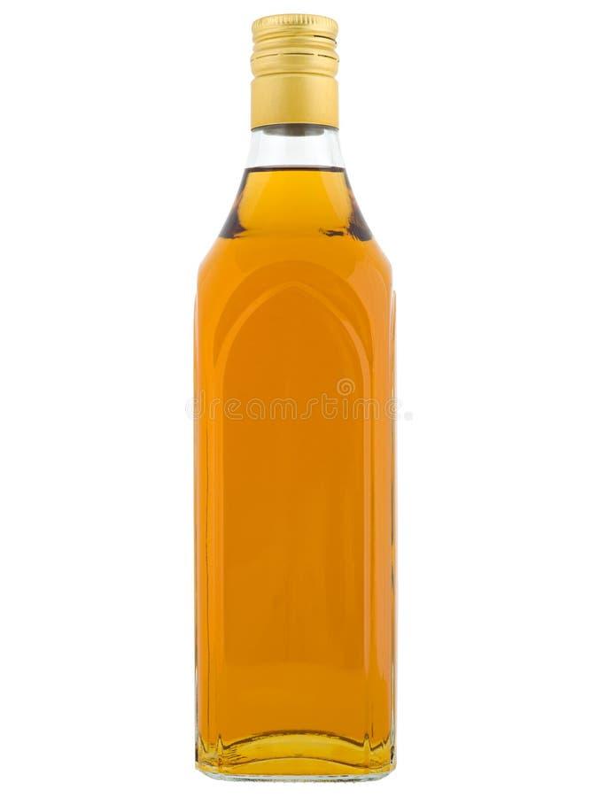 Farbige Getränkflasche lizenzfreie stockfotos