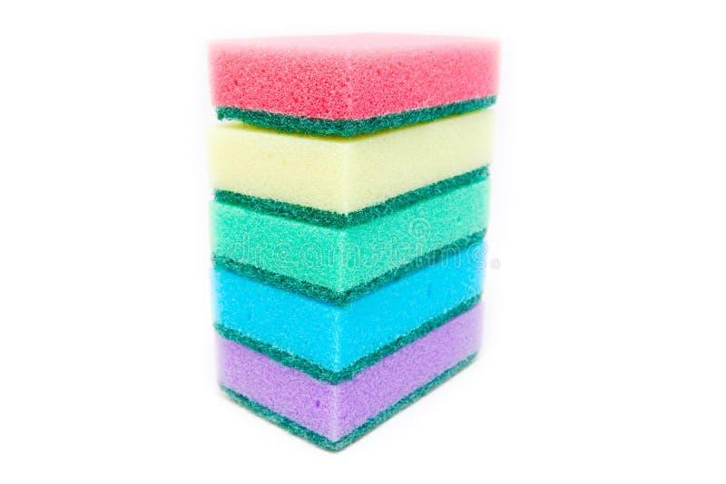 Download Farbige Reinigungshilfsmittel Stockfoto - Bild von zeichen, gesundheitlich: 9084154