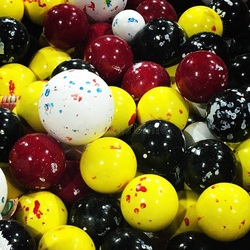 Farbige Süßigkeiten, Nahaufnahme dekorativ lizenzfreie stockfotografie