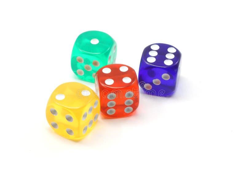 Farbige Spiele