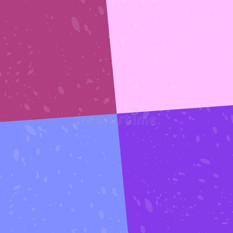 Farbiger Hintergrund mit Beschaffenheit stock abbildung