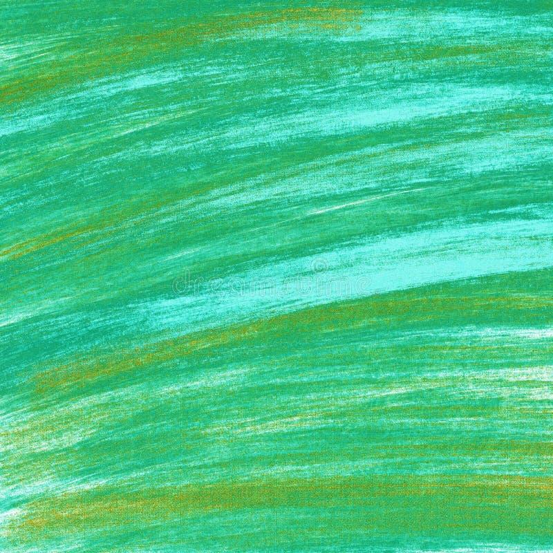 Farbiges abstraktes Blatt Gemalter abstrakter Hintergrund Gut für Plakat, Schablonen, Netzposten, Themen u. Schmutzthemen stock abbildung