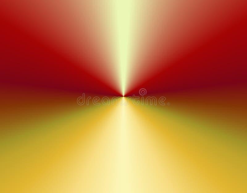 Farbintensität vektor abbildung